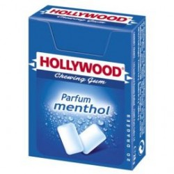Chewing Gum Hollywood Classique Menthe
