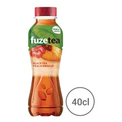 Fuze Tea pêche intense